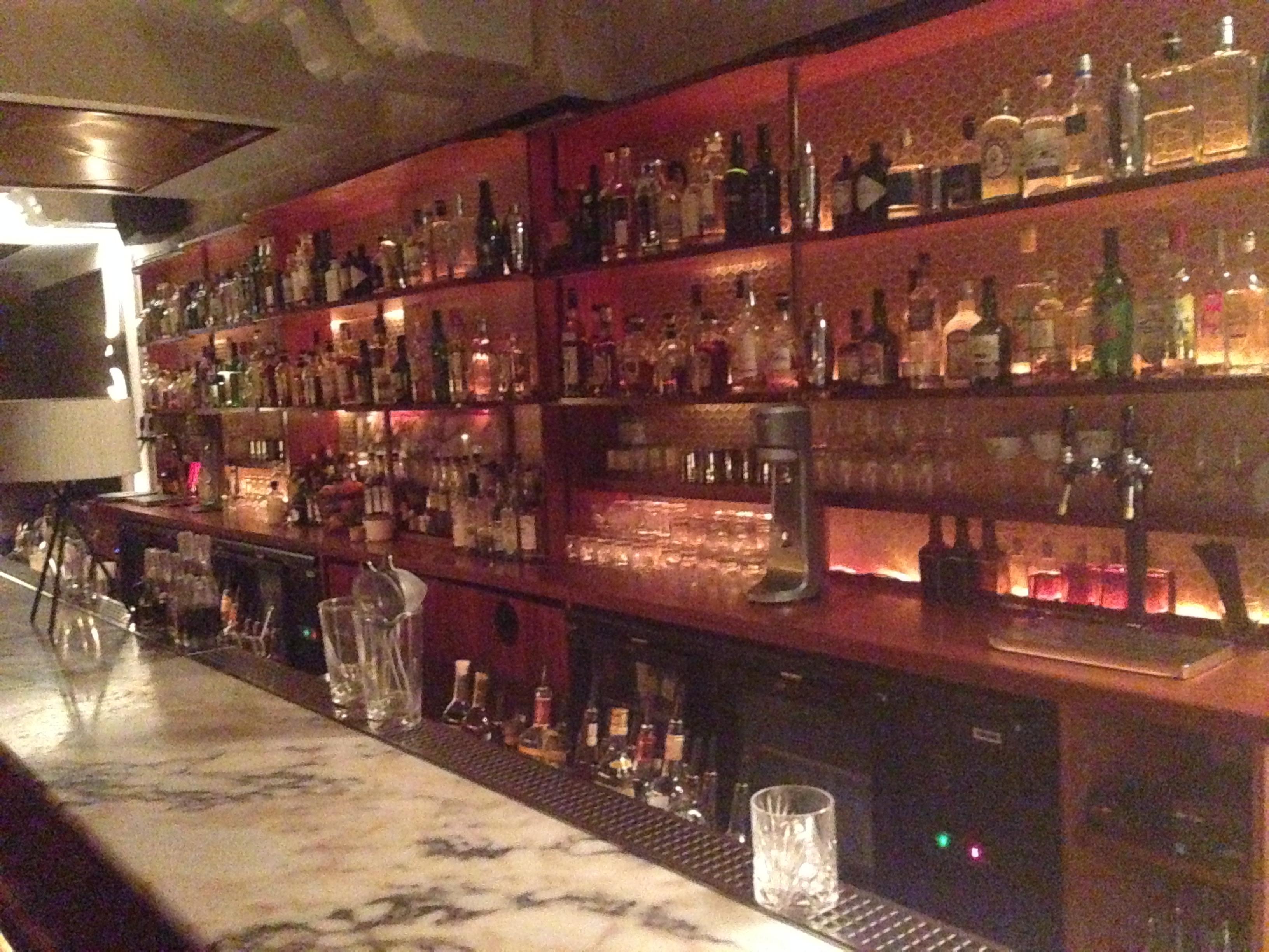 holmens kanal bar
